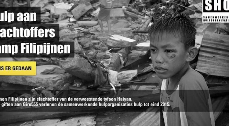 slachtoffers filipijnen