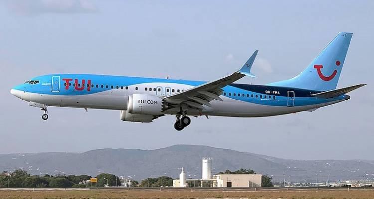TUI fly SMS