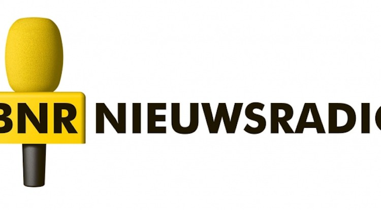 Jeroen van Glabbeek main guest at BNR 's ' Doing Business with ... '