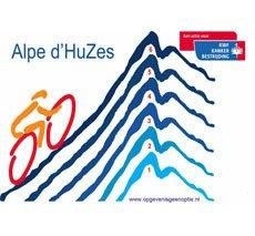 Mobiel doneren tijdens de Alpe d'HuZes met Microincasso