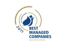 CM Groep behoort ook in 2011 weer tot Best Managed Companies