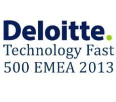 CM in lijst Technology Fast 500 EMEA 2013