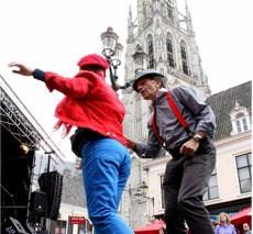 CM nieuwe sponsor Breda Jazz Festival