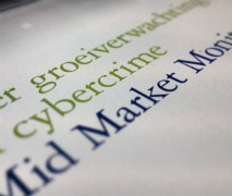 Jeroen van Glabbeek in Deloitte's Mid Market Monitor