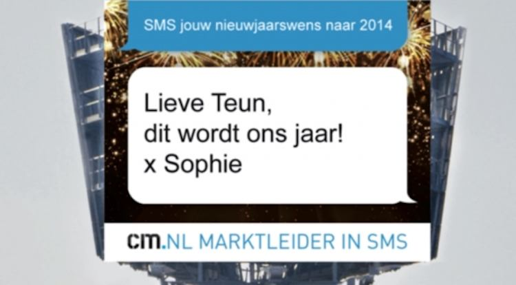 cm sms marktleider