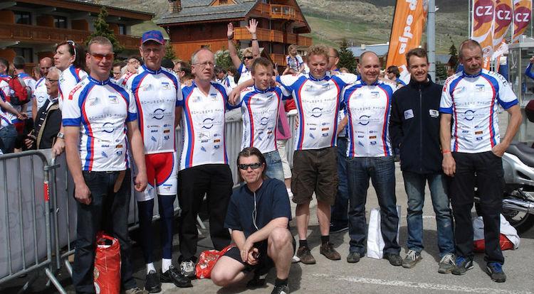 Doneren per SMS populair bij Alpe d'HuZes 2013