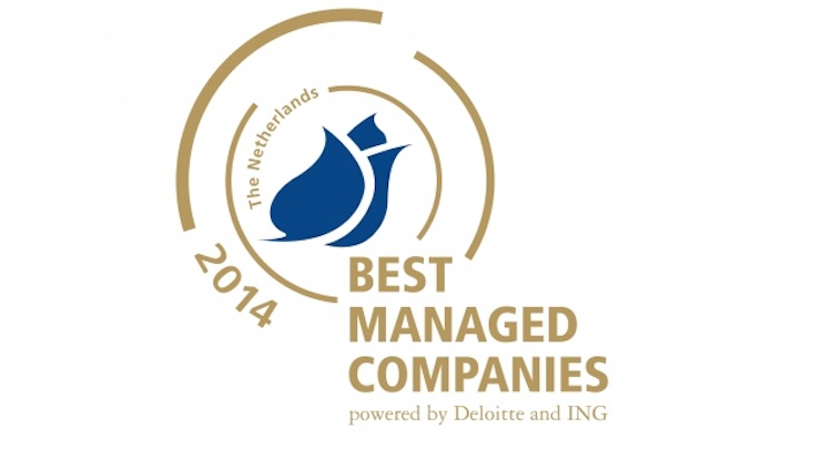 CM awarded 'Best Managed Company 2014