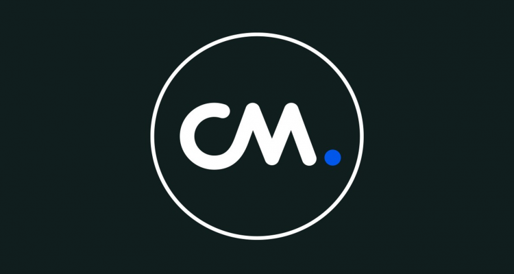 Neues logo CM be part of it
