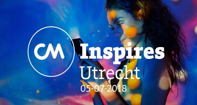 Designing Customer Experience CM Inspires event