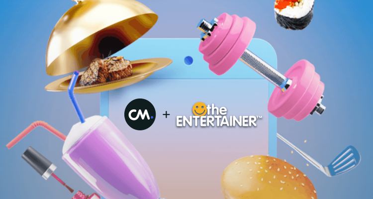 The entertainer and CM.com