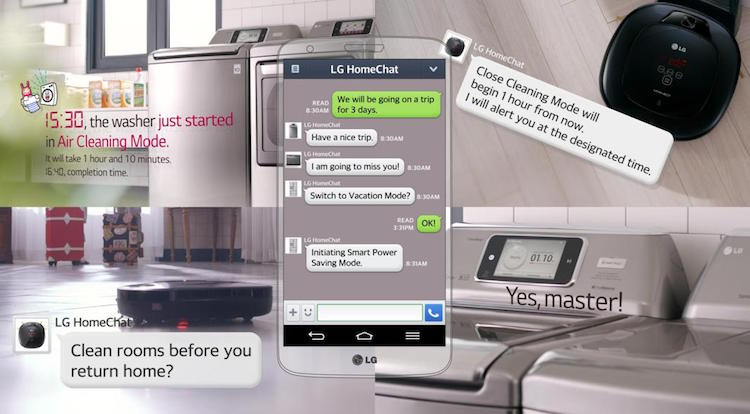 sms homechat