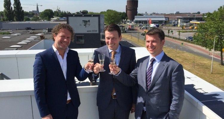 CM Payments lead sponsor NAC Breda