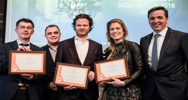 Genomineerden Koning Willem I Prijs