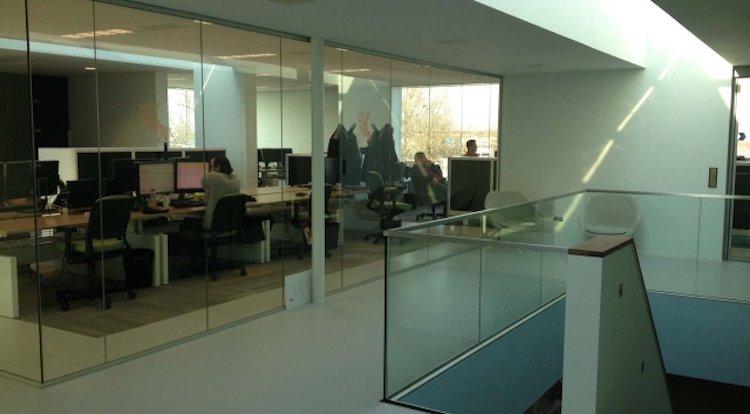 CM neemt nieuwe verdieping in gebruik