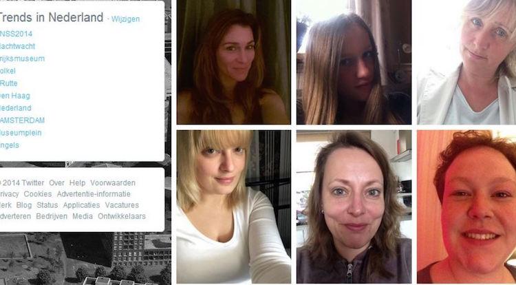 Wereldwijd SMS-donaties tegen borstkanker met #nomakeupselfie