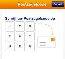 CM werkt mee aan nieuwe Postzegelcode PostNL
