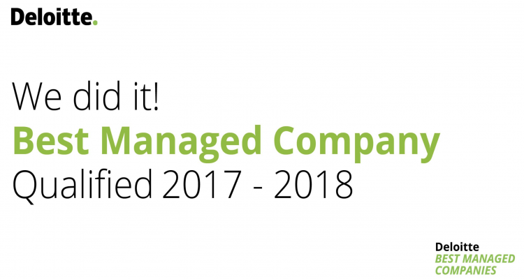 Best Managed Companies 2018
