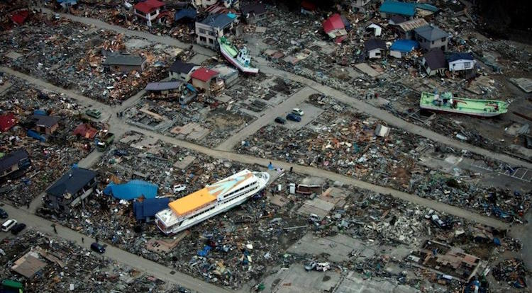 tsunami alert japan