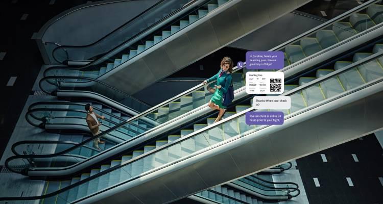 CM.com biedt communicatiekanaal Viber aan voor mobiel bedrijven