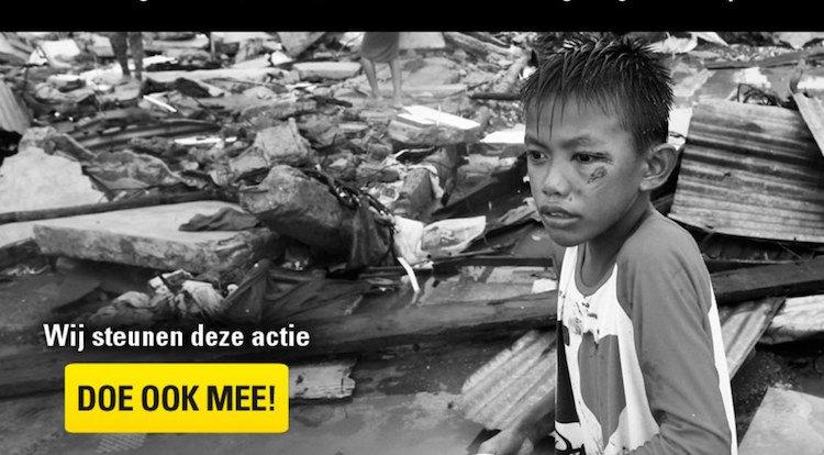 SMS enige communicatiemiddel na tyfoon Haiyan
