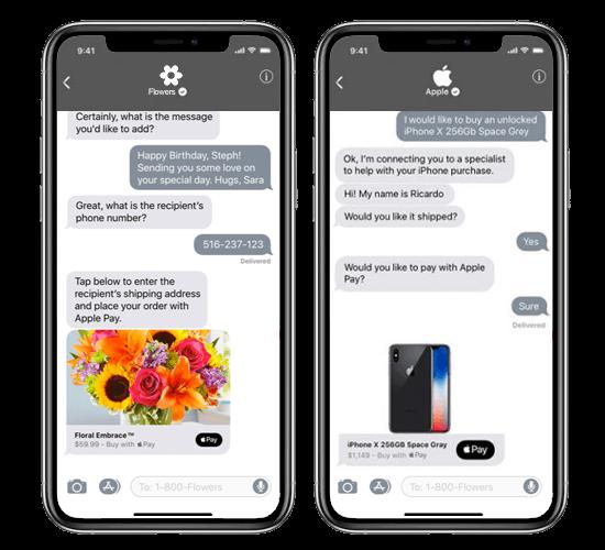 Apple Pay with CM.com