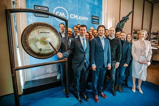 cm.com beursgang euronext