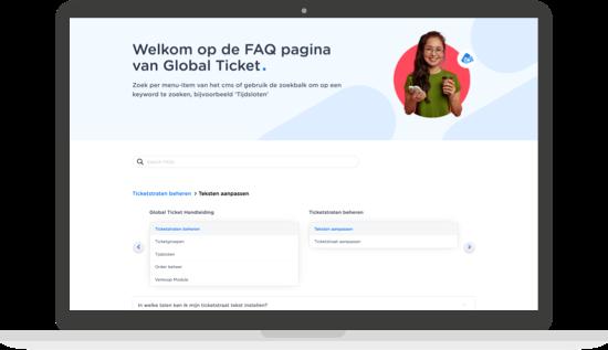 knowledgebase-globalticket