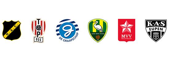 voetbal logos