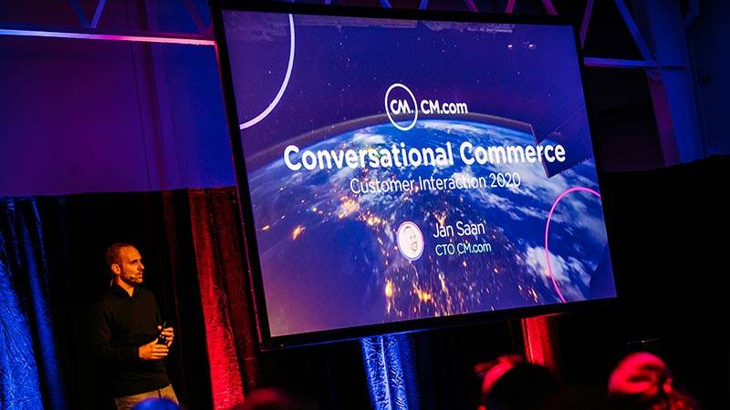CPaaS, the driver for Conversational Commerce