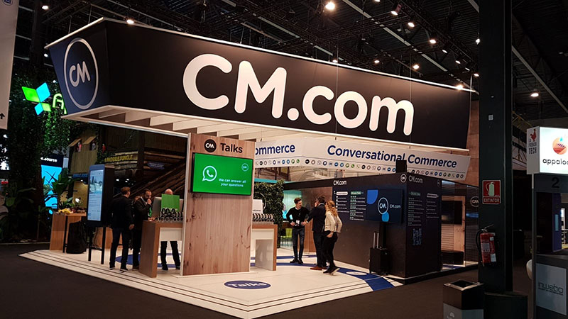 MWC 2019 innovaties vouwbare telefoon 5G conversational commerce
