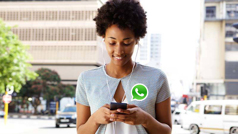 Increase traffic to your whatsapp business account