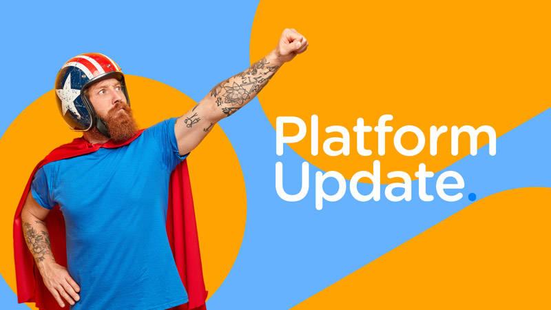 CM.com Platform Update april 2021