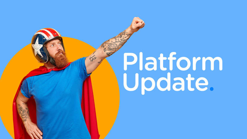 platform updates integrations