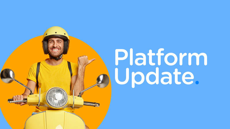 platform updates products
