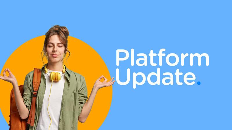 platform updates solutions