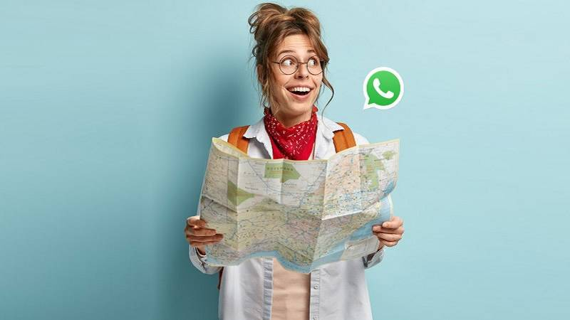 whatsapp business travel