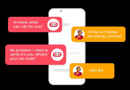 chatbot digitalcx conversation