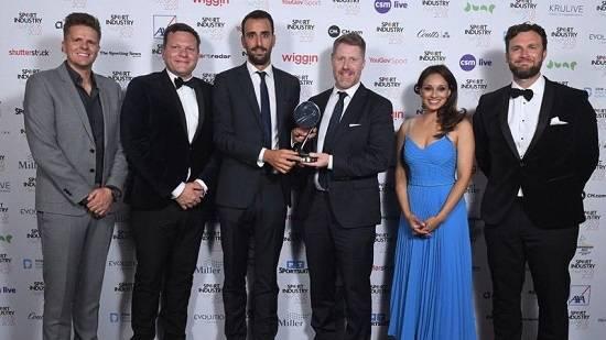 awards night sport industry