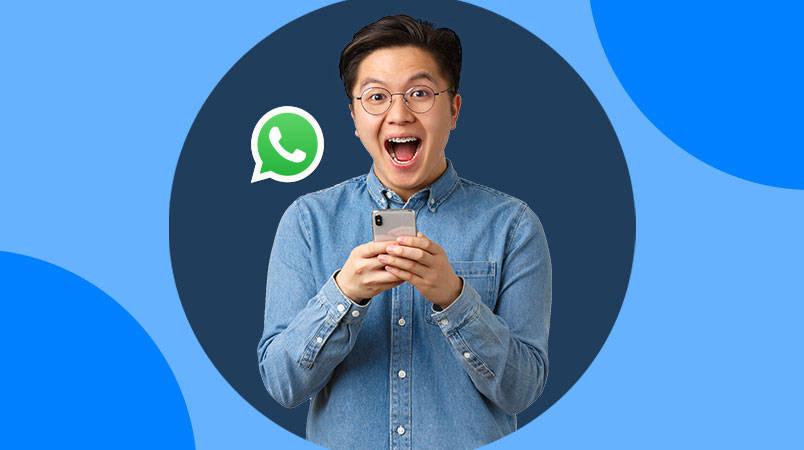 WhatsApp QR Code Ideas