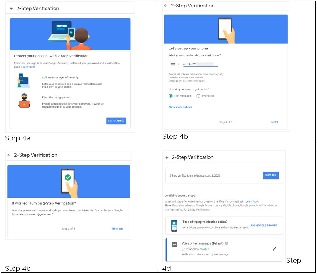 setup gmail account3