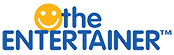 The entertainer app logo