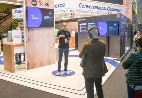 Business Messaging talk MWC 2019