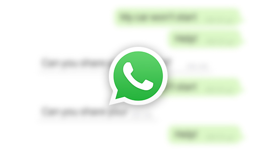 WhatsApp Business messaging solution